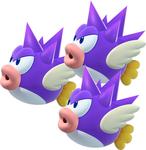 Triple Spiny Cheep-Cheep