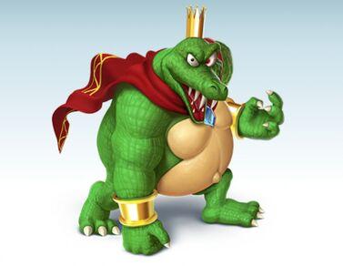King K Rool!