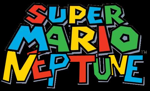 File:Super Mario Neptune Logo.png