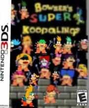 Bowser's Super Koopalings