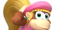 Dixie Kong (Smash V)