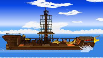 Gangplank Galleon v0.9b