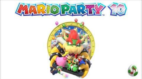 Party Preparations (Mario Party 10)