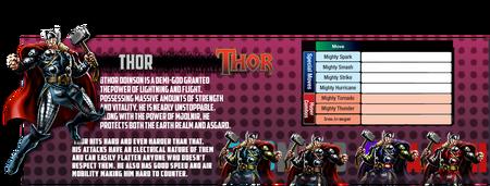 Thor mvc4info