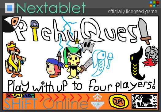 File:PichuQuest Nextablet Boxart.png