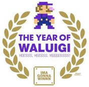 The !''Year Waluigi