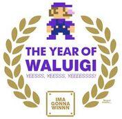 The!''Year Waluigi