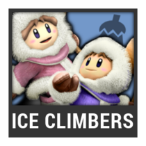 ACL -- Super Smash Bros. Switch character box - Ice Climbers