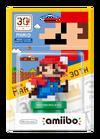 Amiibo - Mario 30th - Modern - Box