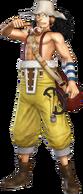 Usopp Pirate Warrior