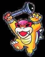 Roy Koopa- Super Mario World Fusion