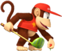 736px-Diddy Kong Artwork - Mario Golf World Tour