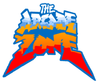 The Arcade Zone logo design