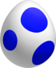 Blue Yoshi Egg