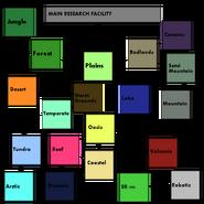 Map Metroid Fluxuation