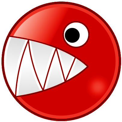 File:Red Chomp art.png