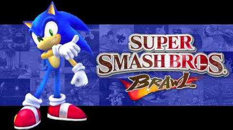 Sonic Boom (Super Smash Bros