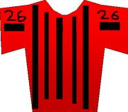 Crimson Dark Uniform