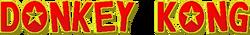 Versus Planet - Donkey Kong logo