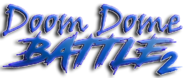 Doom Dome Battle 2 logo by Solarrion