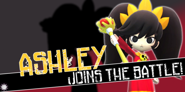 Ashley Splash Screen