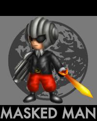 SSBD-MaskedMan