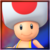 Toad - Jake's Super Smash Bros. icon