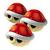 Triple Red Shell - Mario Kart 8 Wii U