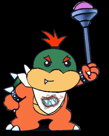 File:Bowser Koopa Jr 2D Art.png