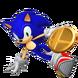 SSB3DSA Sonic Artwork 1
