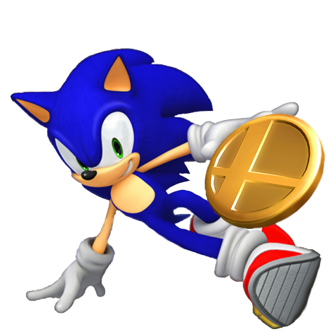 File:SSB3DSA Sonic Artwork 1.png