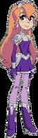Princess Amethyst of DC Comics