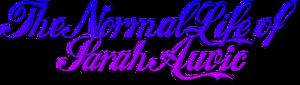 TheNormalLifeOfSarahAuvic