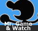 Mr.Game&WatchVSbox