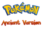 Pokemon Ancient Version Logo