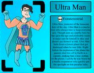 UltraManProfile
