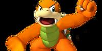 Super Mario Bros. NS/ List of Bosses