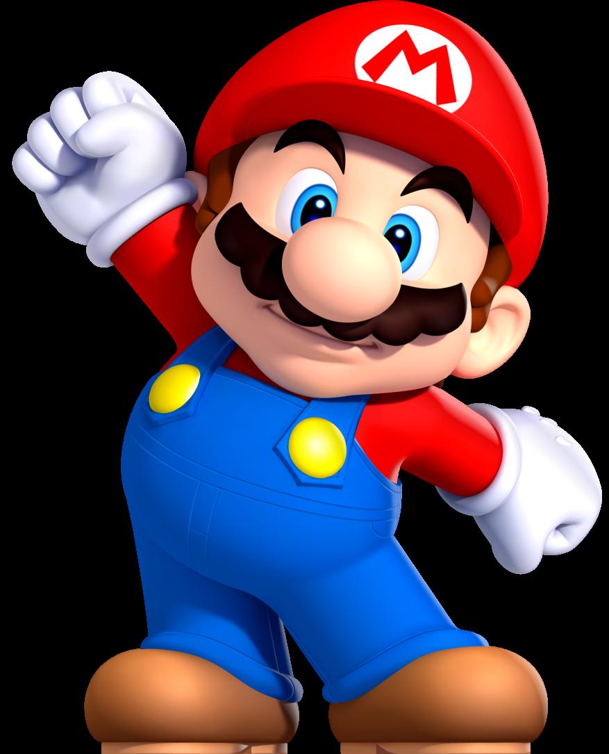 New Super Mario World  NSMWu  Mario
