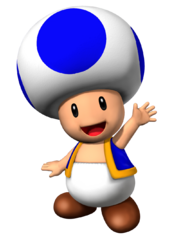 Toad-Blue