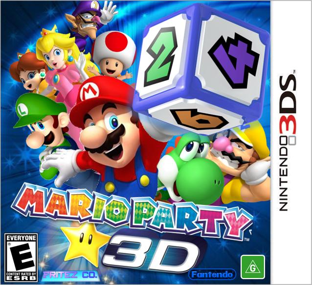 Mario Party Island Tour Ds Mega