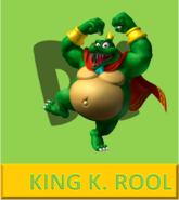 King K. RoolSSBGX