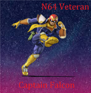 SSBC Roster Captain Falcon