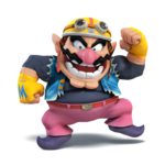 Wario (SSB Evolution)