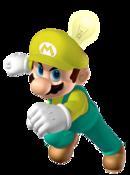 Bulb Mario SMW3D