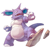 Nidokingdom hearts