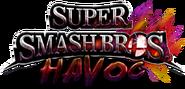 SuperSmashBrosHavocLogo