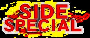 FinisherSideSpecialAttackVictory