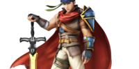 Ike (SSB Evolution)