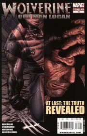 Wolverine Vol 3 70 Second Printing Variant