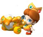 Baby Daisy Artwork